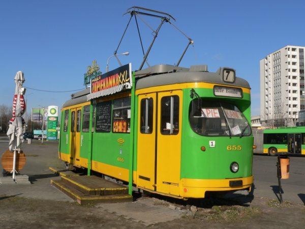 Cafe Bimba – kawa w tramwaju