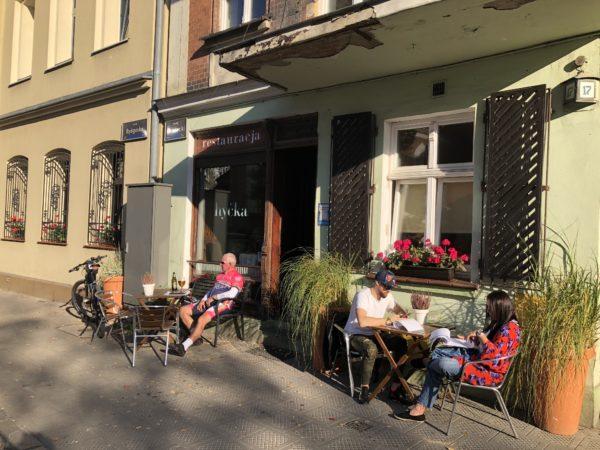 Restauracja Hyćka. Kuchnia wielkopolska i prawdopodobnie najlepsza czernina w Poznaniu