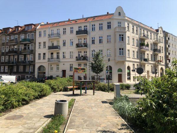 Dzielnice Poznania – Łazarz