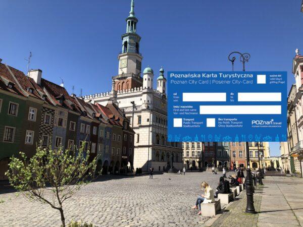 Zwiedzaj Poznań taniej. Co daje Poznańska Karta Turystyczna?