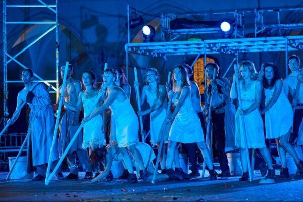 3 Festiwal na Wolnym Powietrzu. Wielka literatura i teatr w Starej Rzeźni