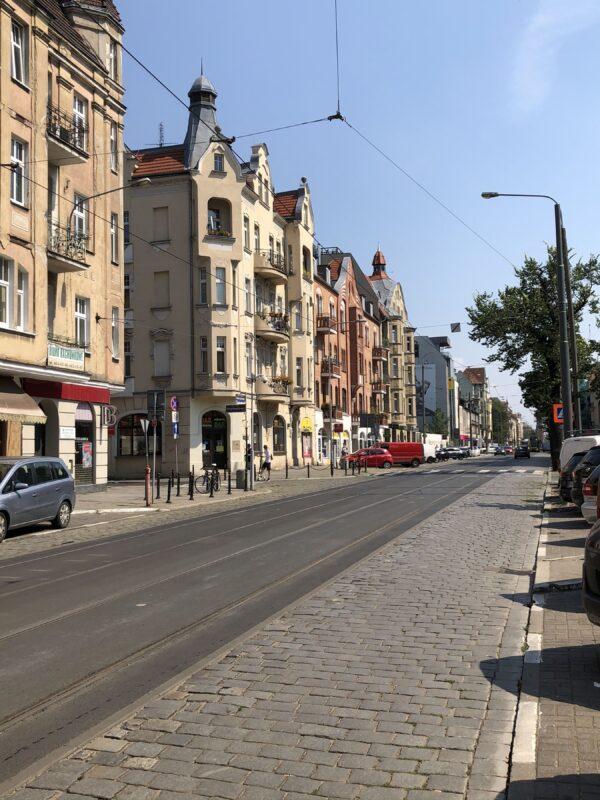 Ulica Jana Henryka Dąbrowskiego – najdłuższa ulica w Poznaniu