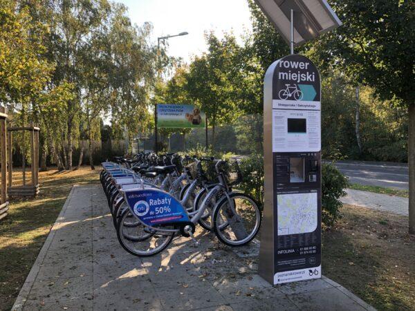 Poznański Rower Miejski: Koniec darmowych przejazdów