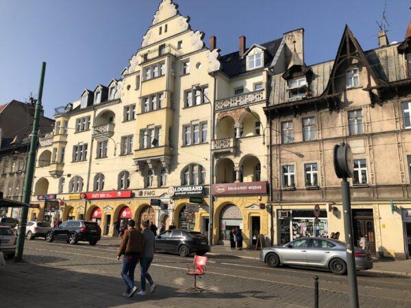 Dzielnice Poznania – Jeżyce
