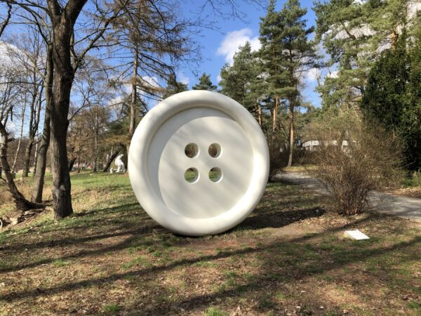 Visual Park w Strzeszynku, czyli galeria sztuki na wolnym powietrzu